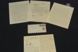 Письма Эйнштейна продали за 420 тысяч долларов