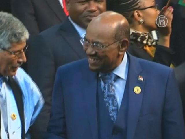 Президент Судана избежал ареста