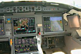 Экологичную авиатехнику представили в Ле-Бурже