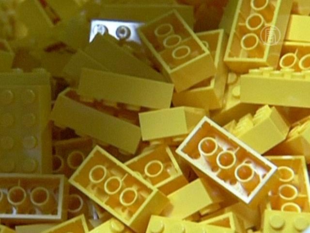 Конструктор Lego станет экологичным