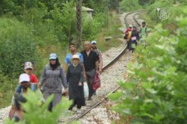 Македония легализует передвижение мигрантов
