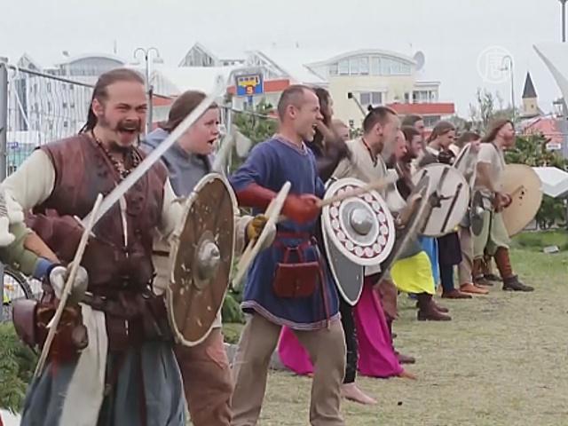 Исландцы вспомнили свои корни викингов