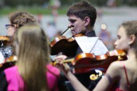 Олимпийский Сочи собирает лучших детей-музыкантов