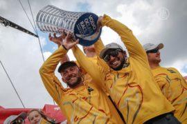 Кругосветная регата Volvo Ocean Race завершилась