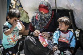 Тысячи сирийских беженцев покидают Турцию