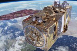 Cпутник будет следить за экологией Земли