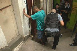 Безопасности Олимпиады в Рио угрожает преступность