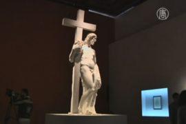Работы Микеланджело впервые покажут в Мексике