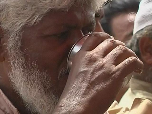 Более 1000 человек погибли от жары в Пакистане