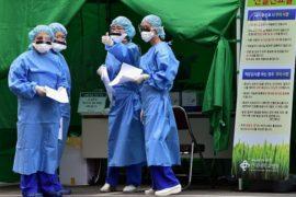 Число жертв MERS в Южной Корее продолжает расти