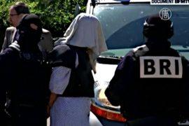 Париж: напавший на химзавод мужчина дал показания