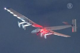 Solar Impulse 2 вылетел на Гавайи из Японии