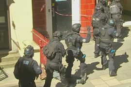 Лондон: крупнейшие антитеррористические учения