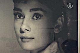 В Лондоне показали неизвестные фото Одри Хепбёрн