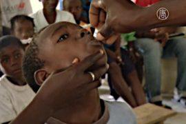 ВОЗ: холера по-прежнему угрожает миру