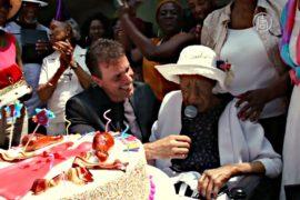 Старейшему человеку планеты исполнилось 116 лет