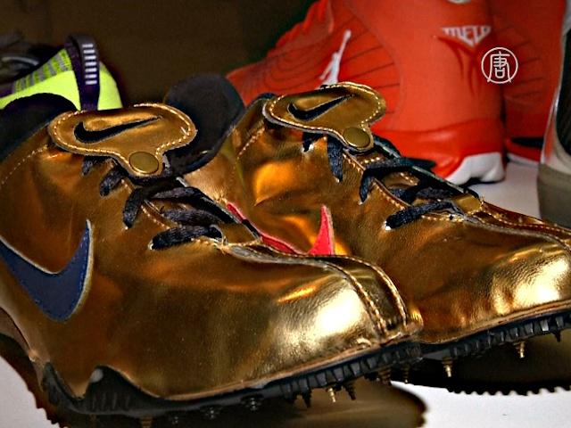 В Нью-Йорке открылась выставка кроссовок