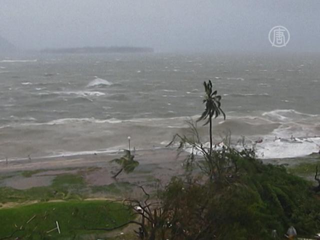 Жители островов бегут от повышения уровня океана
