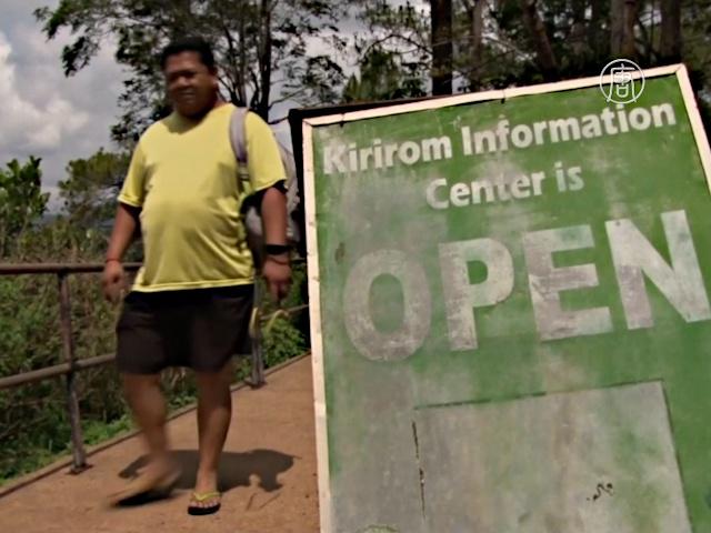 Бывший «королевский» курорт Камбоджи возрождается