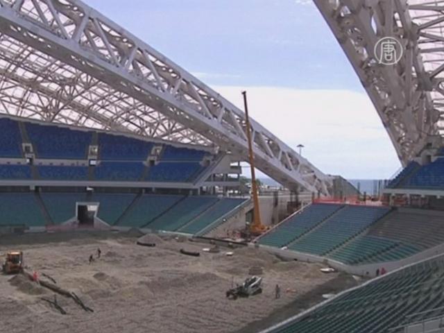 Стадион в Сочи перестроят к Чемпионату мира-2018