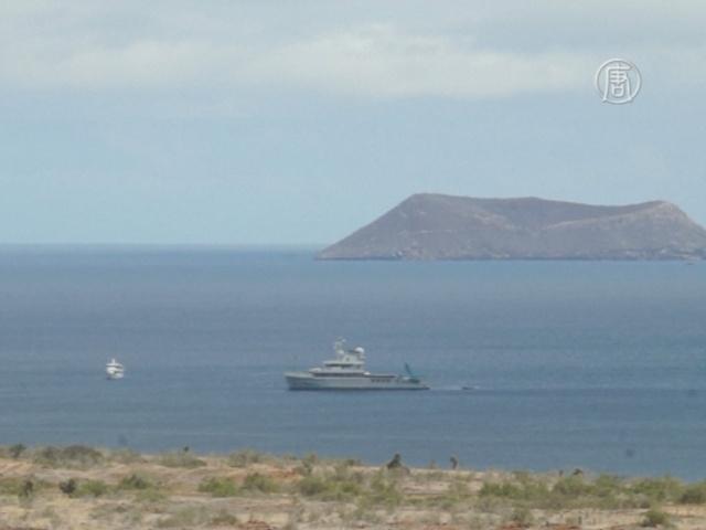 Экологичный аэропорт открылся на Галапагоссах