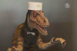 В Японском отеле гостей встречают роботы