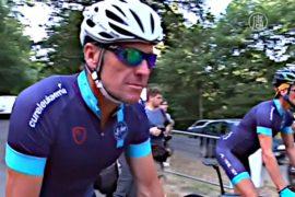 Экс-велогонщик повторяет маршрут «Тур де Франс»