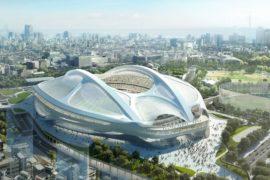 Олимпийский стадион в Токио будет стоить дороже