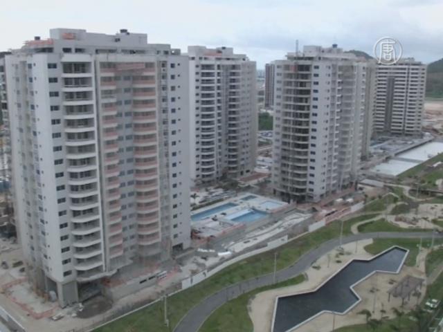 Олимпийскую деревню в Рио построят в срок