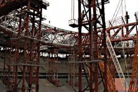 Санкт-Петербург строит стадион к Чемпионату мира