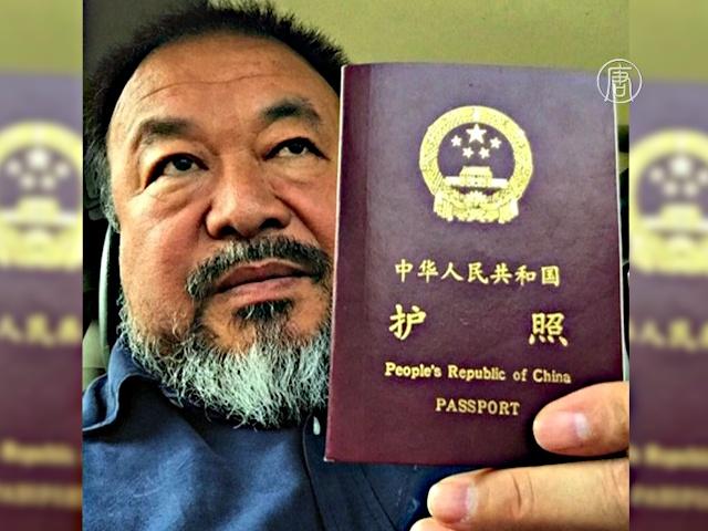 Известному скульптору 4 года не возвращали паспорт