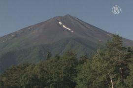 Гора Фудзи встречает туристов бесплатным Wi-Fi