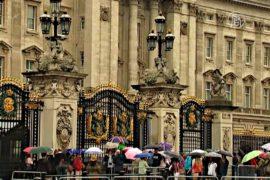 Букингемский дворец приглашает на приём королевы