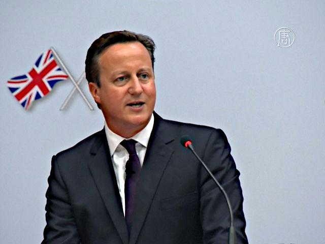 Кэмерон решил освободить страну от «грязных денег»