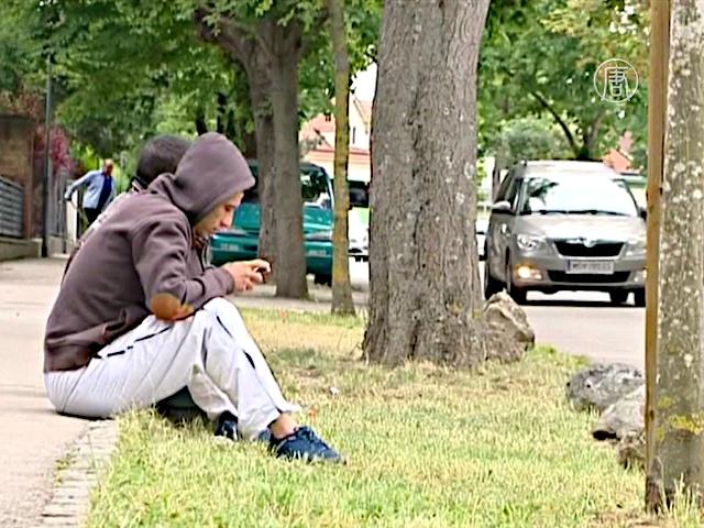 Словакия временно примет 500 беженцев из Австрии