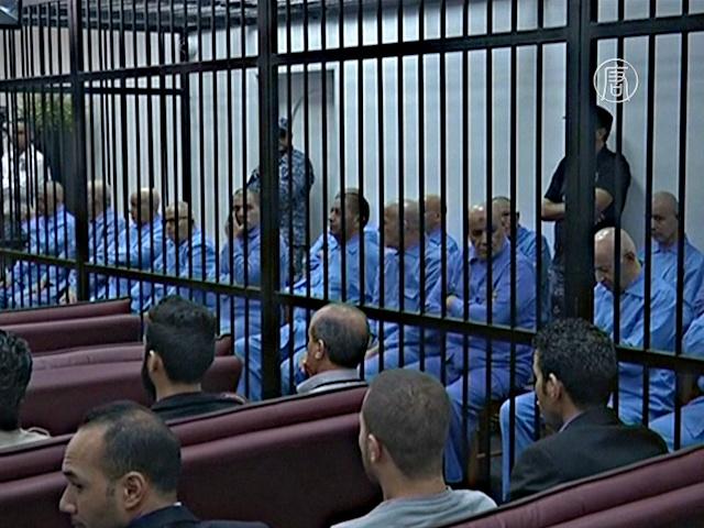 Cына Каддафи приговорили к расстрелу