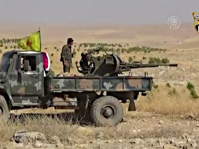 Курды опасаются притеснений со стороны Турции