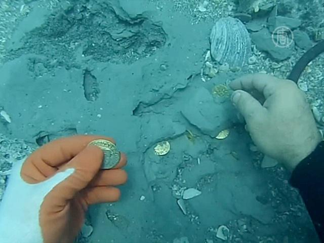 Семья кладоискателей нашла золота на $1 млн