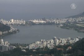 Состояние залива в Рио пугает олимпийцев