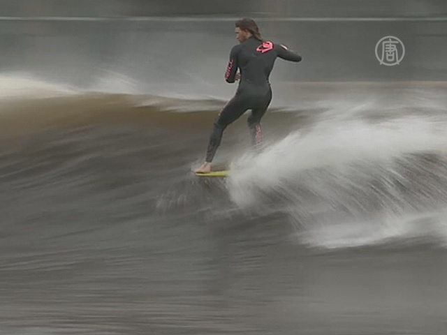 Сёрфинг в Уэльсе: открытие водного парка