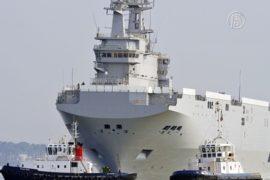 Франция вернула России деньги за «Мистрали»