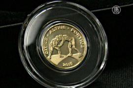 Юбилейные монеты и марки к Олимпиаде в Бразилии