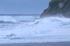 На Тайвань надвигается мощный тайфун