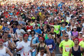 Премьер Австралии поучаствовал в городском забеге