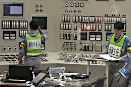 Япония перезапустила первый реактор