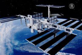 Россияне установили оборудование на оболочку МКС