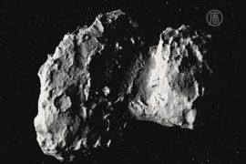Зонд «Филы» на комете пролетел в 186 млн км от Солнца