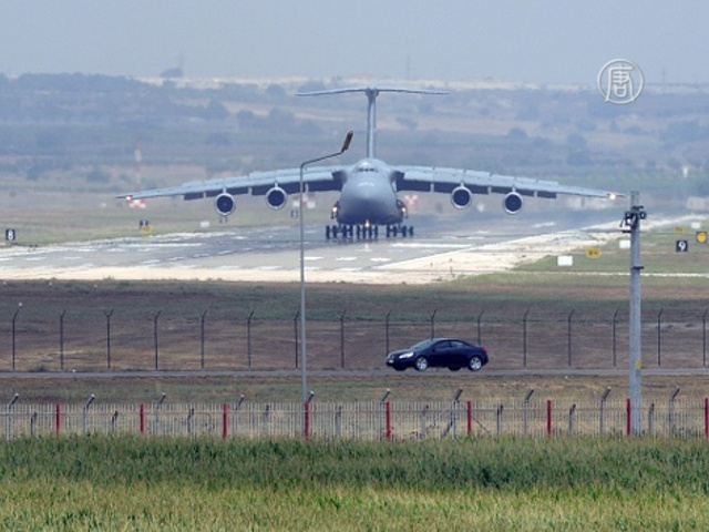 Базу Турции используют для авиаударов по ИГИЛ