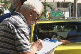 Таксистов будут учить английскому перед Олимпиадой