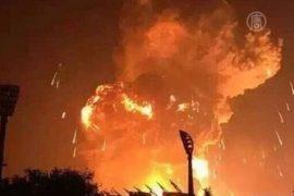 В Китае прогремели два мощных взрыва, есть жертвы